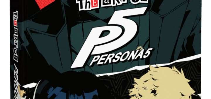 The Art Of Persona 5 Cover Delayed To December 19 2017