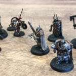 Project Re Fantasy Development Blog Part 4 on Warhammer Miniatures