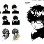 The Art of Persona 5 Preview Pages, New November 3, 2017 Release Date