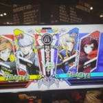 BlazBlue Cross Tag Battle Yu and Yosuke Gameplay Footage [Update]