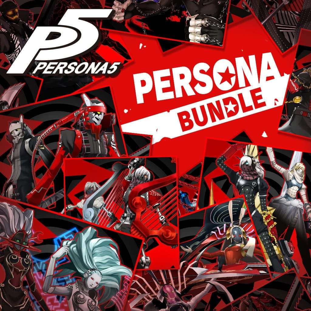 Persona 5: Ultimate Edition and DLC Bundles Released on PSN