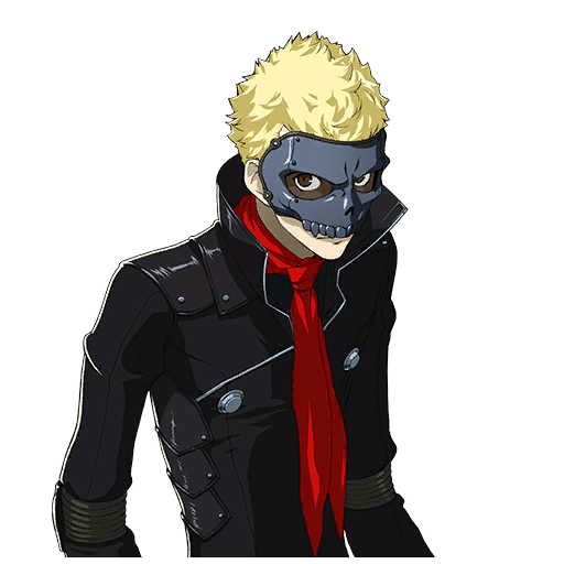Collection Of Extended Persona 5 Character Portraits From