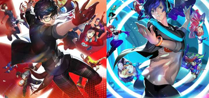 Header image featuring Persona 5: Dancing in Starlight and Persona 3: Dancing in Moonlight.