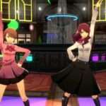 Persona 3 & 5 Dancing High-res Box Art, New Screenshots