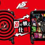 Persona 5 Suitcase Announced, Other Megaten Comiket 93 Merchandise