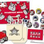 Atlus Announces Pre-Sale of Persona 5 Picaresque Mouse Merchandise for Comiket 93