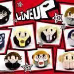 Corocot Persona 5 Plush Toys Announced