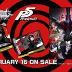 Persona 5 Weiss Schwarz Trading Cards English Commercial, February 16, 2018 Release Date