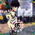 4 New Persona 5: Dancing Star Night Screenshots of the Shin Megami Tensei III: Nocturne Hero Costume