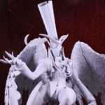 New Pictures of the MegaHouse Arsene Persona 5 Figure Protoytpe