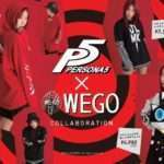 Persona 5 x WEGO Fashion Brand Collaboration Announced