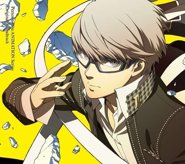 Persona 4 Anime Blu Ray Set And Soundtrack Cover Art Revealed Persona Central