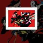 Cook & Becker Unveils Atlus Collaboration Persona 5 Fine Art Print Collection