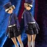 Aquamarine Caroline & Justine Figure Release Details Announced