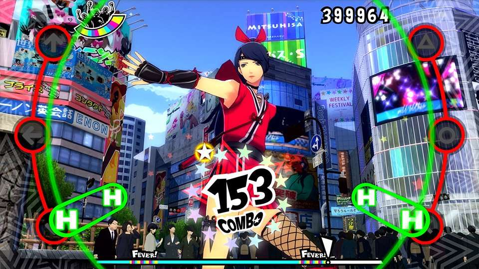 Persona 3: Dancing and Persona 5: Dancing Theodore Character