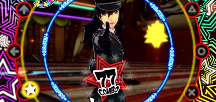 More Screenshots for the Male Cross-dressing Outfits in Persona 3 Dancing and Persona 5 ...