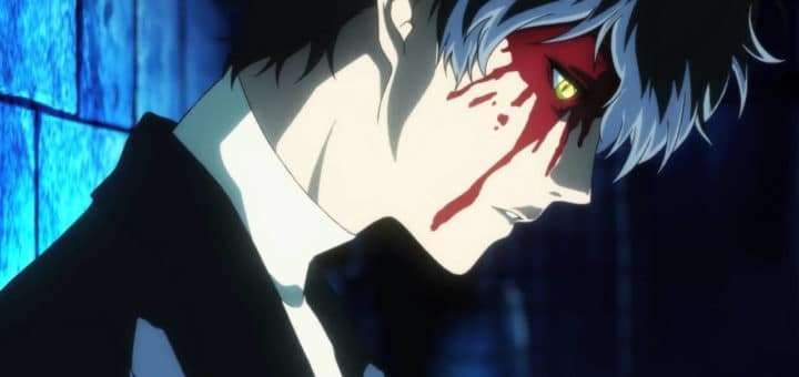 Persona 5 - The Animation - Episódio 01