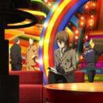 Persona 5 the Animation Key Visual #9 Features Goro Akechi