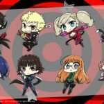 Persona 5 the Animation November Special Event Main Cast Announced, Drama CD, Chibi Art