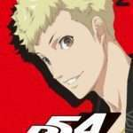 Persona 5 the Animation Volume 2 Box Art