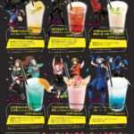 Persona 3: Dancing and Persona 5: Dancing Pasela Resorts Cafe Collaboration Announced