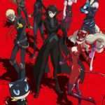 Persona 5 the Animation Second Cour Key Visual Shown