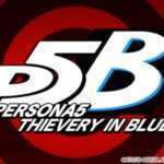 New 'Persona 5: Thievery in Blue' Granblue Fantasy Collaboration Character Art