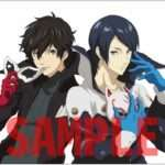 Persona 5 the Animation Blu-ray and DVD Retailer Bonuses in Japan for Volumes 1–6