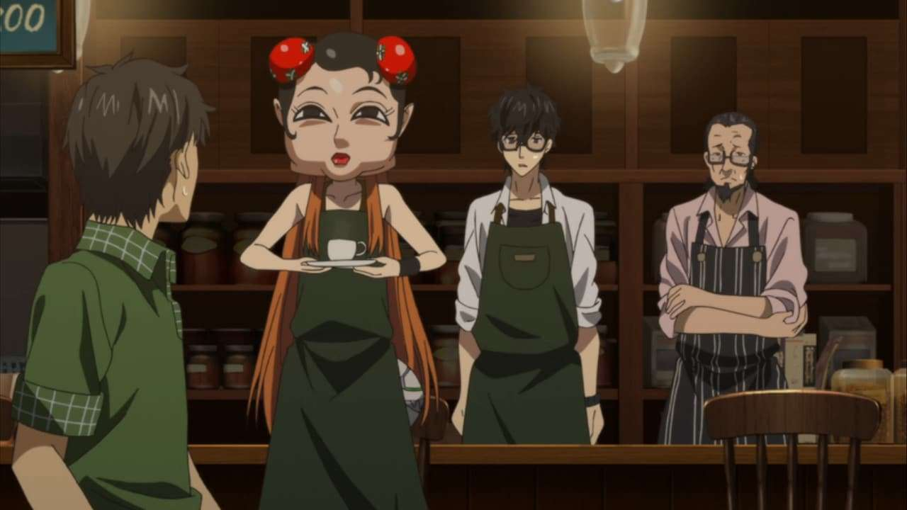 Gagged Animation persona 5: the animation episode 18 review - persona central