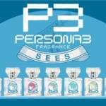 Persona 3 Collaboration with Primaniacs for Character Perfumes
