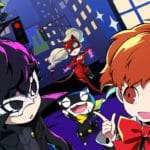 Persona Q2: New Cinema Labyrinth Key Art in High Resolution, Persona 3 Protagonist Meeting Cutscene