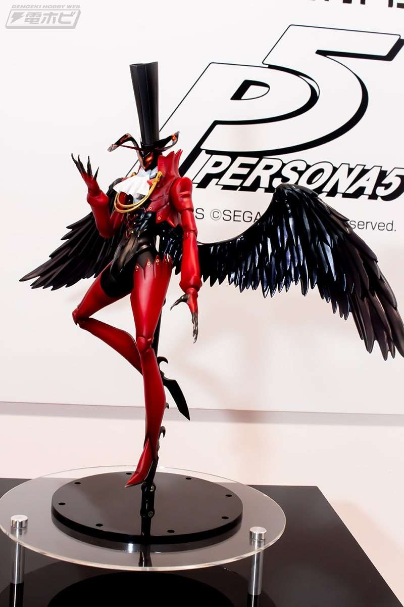 New Aoshima Produced Persona 5 Arsene And Persona 3 Aigis Figure Pictures Persona Central Death awaits him if you do nothing. persona 3 aigis figure pictures