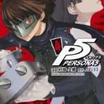Persona 5 Manga Volume 4 Cover Revealed