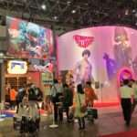Tokyo Game Show 2018 Atlus Booth Video Tour, Pictures