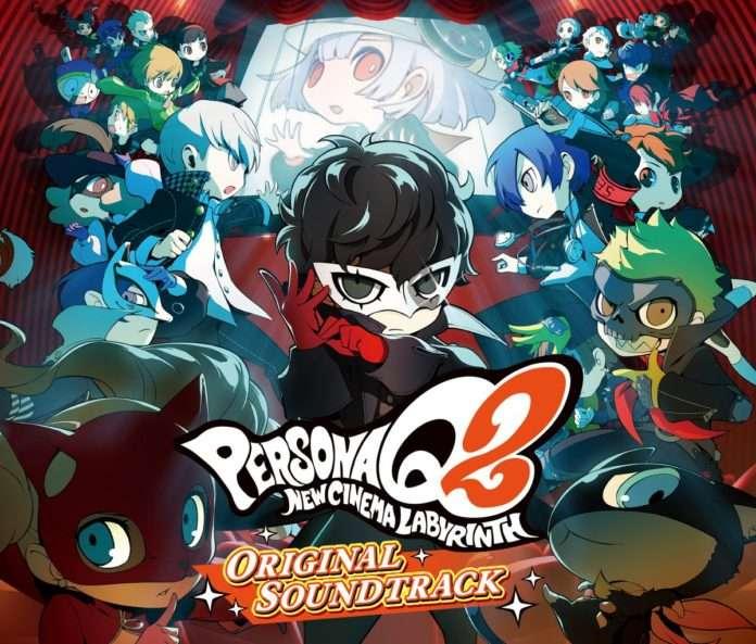Spoilers] Persona Q2 Original Soundtrack Track Listing