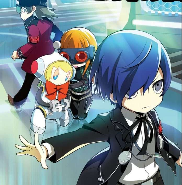 Persona Q2: New Cinema Labyrinth Scans Feature Third Dungeon