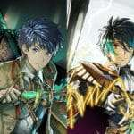 Fire Emblem 0 (Cipher) Series 14 Tokyo Mirage Sessions #FE Card Illustrations