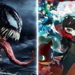 Persona Q2 and Persona 5 the Animation Collaboration Videos With Venom Movie Released