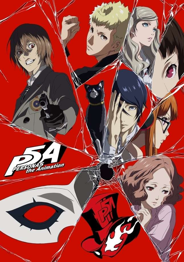 Persona 5 The Animation Dark Sun Special Broadcast Taking Place