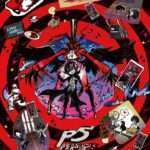 Persona 5 GraffArt Featuring Event Scenes Revealed and Merchandise Announced