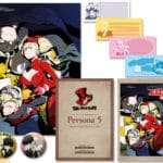 Persona 5 Mementos Report Survey Volume 1 Book Preview Pages, Merchandise [Update]