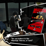 Atlus Releases 2018 Survey Results for 'Do you believe in the Phantom Thieves?' Question
