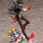 Persona 5: Dancing in Starlight Hero & Morgana Figure Pictures, Pre-Orders Available