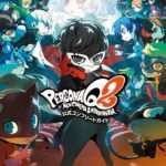 Persona Q2: New Cinema Labyrinth 'Official Complete Guide' Cover Art