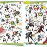 Persona 4 Golden GraffArt Merchandise Revealed