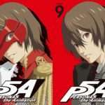 Persona 5 the Animation Volume 9 Cover Art Revealed