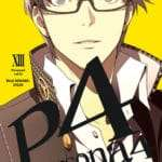 Persona 4 Manga Final Volume 13 Cover Art Revealed