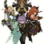 Etrian Odyssey Art Museum Book Reverse Cover Art Revealed