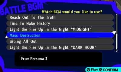 Persona Q2: New Cinema Labyrinth English DLC Schedule