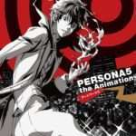 Persona 5 the Animation Art Book Cover Art Revealed, Preview Pages